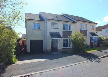 Thumbnail 4 bed semi-detached house for sale in 19 Hillcroft, Governors Hill, Douglas