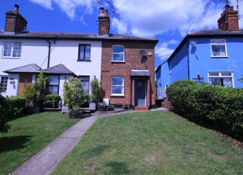 Thumbnail 2 bed end terrace house for sale in Tilkey Road, Coggeshall, Essex