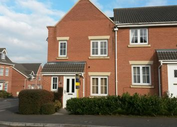 Thumbnail 3 bed semi-detached house to rent in Wilkie Road, Wellingborough