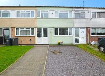 Thumbnail 3 bed terraced house for sale in Lea Crescent, Newbold, Rugby, Warwickshire