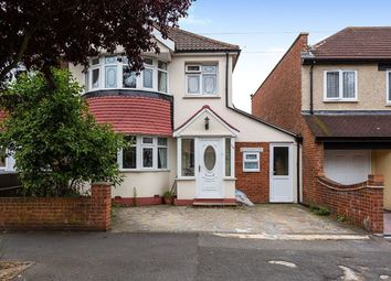 Thumbnail 3 bedroom semi-detached house to rent in Axminster Crescent, Welling