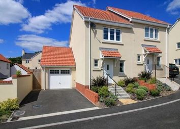 2 bed semi-detached house for sale in Aggett Grove, Bovey Tracey, Newton Abbot, Devon TQ13