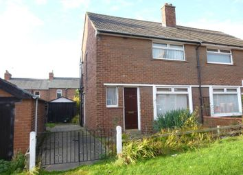 Thumbnail 2 bedroom semi-detached house to rent in Lawson Street, Carlisle