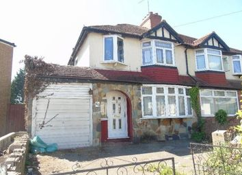 Thumbnail 3 bed semi-detached house for sale in Turkey Street, Enfield, London