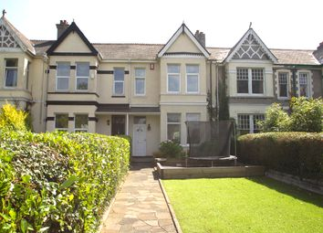 Thumbnail 4 bed terraced house for sale in Torr Lane, Hartley, Plymouth