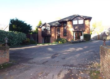 Thumbnail 2 bed flat for sale in Lightwater Road, Lightwater, Surrey