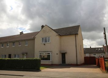 Thumbnail 3 bed semi-detached house for sale in Meiklerig Crescent, Pollock, Glasgow
