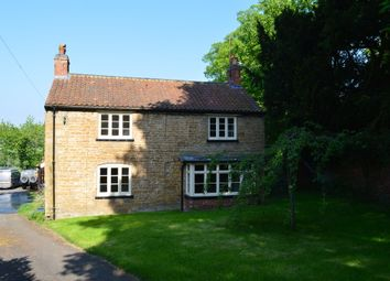 Thumbnail 3 bed cottage to rent in Rectory Lane, Woolsthorpe, Grantham
