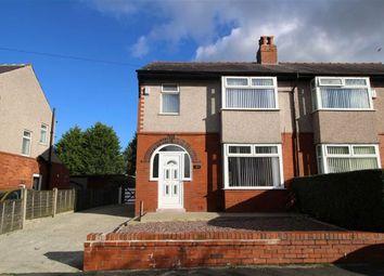 Thumbnail 3 bedroom semi-detached house for sale in Moorside Avenue, Ribbleton, Preston