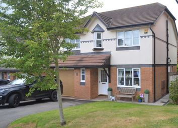 Thumbnail 4 bed detached house for sale in Old Bystock Drive, Exmouth