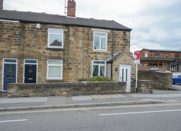 Thumbnail 2 bedroom end terrace house for sale in Sheffield Road, Stonegravels, Chesterfield