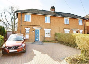 Thumbnail 3 bed semi-detached house for sale in Gosselin Road, Bengeo, Herts