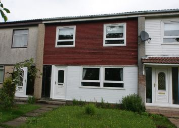 Thumbnail 3 bed terraced house to rent in Larch Court, East Kilbride