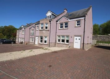Thumbnail 4 bed end terrace house for sale in Langhouse Mews, Inverkip, Renfrewshire