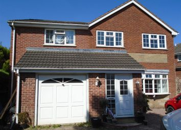 Thumbnail 5 bed detached house for sale in Ardgay Drive, Hednesford, Cannock