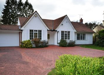 Thumbnail 3 bed bungalow to rent in Nine Mile Ride, Finchampstead, Wokingham