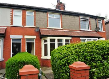 Thumbnail 2 bed terraced house for sale in Lancaster Road, Blackpool