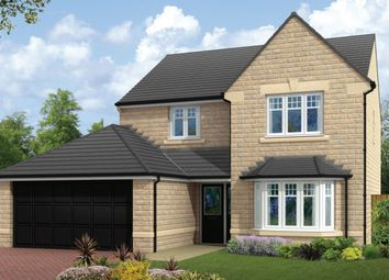Thumbnail 4 bed detached house for sale in The Ingleton Roes Lane, Crich, Matlock