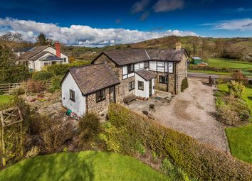 Thumbnail 3 bed detached house for sale in Brithdir, Llanfyllin