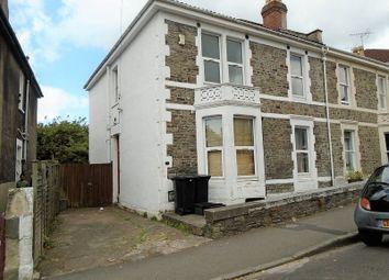 Thumbnail 6 bed semi-detached house to rent in Elton Road, Bishopston, Bristol