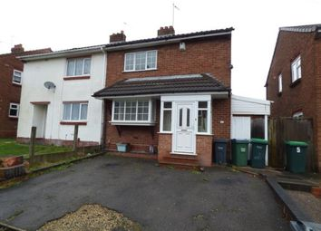 Thumbnail 3 bedroom semi-detached house for sale in Wells Road, Rowley Regis, Sandwell, West Midlands