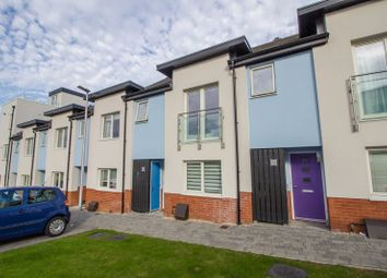 Thumbnail 3 bed terraced house for sale in Trem Elai, Penarth