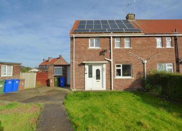 Thumbnail 2 bed semi-detached house for sale in Sample Avenue, Beverley