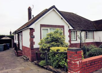 Thumbnail 2 bedroom semi-detached bungalow for sale in New Hall Road, Jericho, Bury