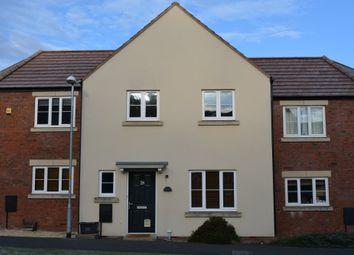Thumbnail Terraced house to rent in White Horse Road, Marlborough