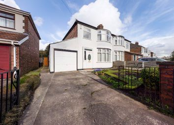 Thumbnail 3 bed semi-detached house for sale in Wallingford Road, Davyhulme, Trafford