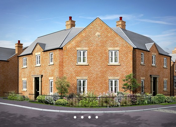 Thumbnail 3 bedroom semi-detached house for sale in Wilkinson Lane, Elmesthorpe, Leicester