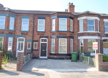 Thumbnail 3 bed terraced house to rent in Bebington Road, New Ferry, Wirral