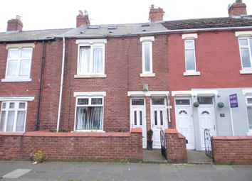 Thumbnail 3 bedroom maisonette for sale in Osborne Avenue, South Shields
