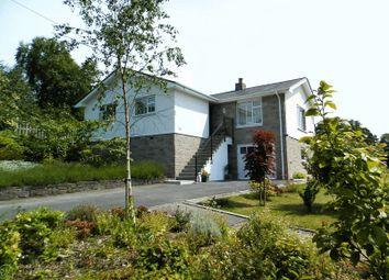 Thumbnail 3 bed detached house for sale in Llandygwydd, Cardigan