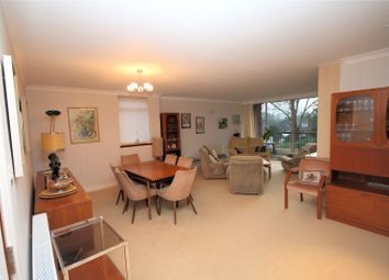 Thumbnail 3 bed flat for sale in Sunningdale Lodge, Stonegrove, Edgware