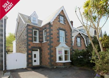 Thumbnail 3 bedroom semi-detached house for sale in Le Foulon, St. Peter Port, Guernsey
