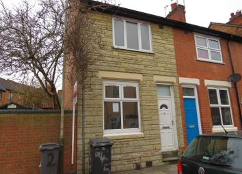 Thumbnail 3 bed end terrace house to rent in Hoby Street, Leicester