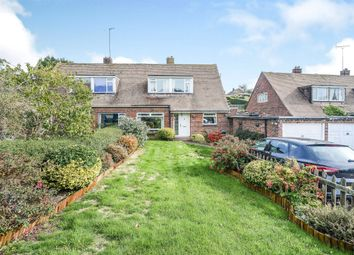Thumbnail 3 bed semi-detached house for sale in Falmer Road, Brighton