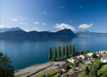 Thumbnail 4 bed villa for sale in Lorbeerweg 14, 6353 Weggis, District Lucerne-Land, Lucerne, Switzerland