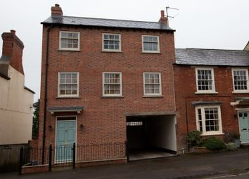 Thumbnail 4 bed town house for sale in High Street, Brackley