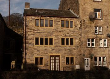 Thumbnail 3 bed cottage to rent in Huddersfield Road, Holmfirth