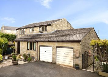 Thumbnail 4 bed detached house for sale in Back Lane, Thornton, Bradford, West Yorkshire