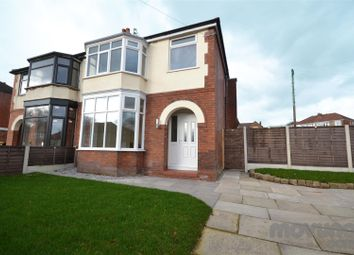 Thumbnail 3 bedroom semi-detached house for sale in Jesmond Road, Smithills, Bolton