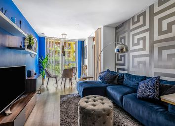 Thumbnail 1 bed flat for sale in Telegraph Avenue, London
