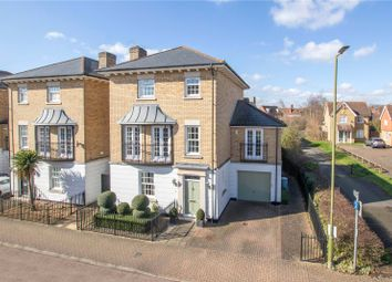 Thumbnail 5 bed detached house for sale in Milliners Way, St Michaels Mead, Bishop's Stortford, Hertfordshire