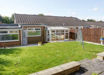 Thumbnail 2 bed semi-detached bungalow for sale in Beckside Gardens, Chapel House, Newcastle Upon Tyne