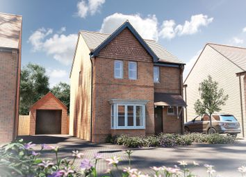 """Thumbnail 3 bedroom detached house for sale in """"The Whitfield"""" at Furlongs, Drayton, Abingdon"""