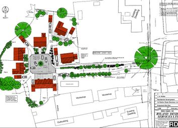 Thumbnail Land for sale in Station Road, Bardney, Lincoln
