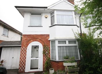 Thumbnail 3 bed semi-detached house for sale in Clingan Road, Southbourne, Bournemouth