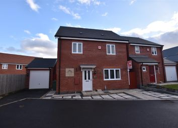 Thumbnail 3 bed detached house for sale in Aitken Way, Loughborough